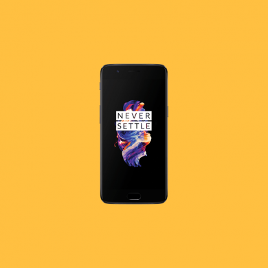 OnePlus is Aware of the Jelly Scrolling Effect Some OnePlus 5 Owners are Reporting