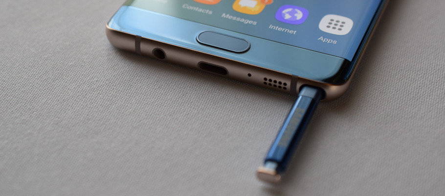Galaxy Note Fe May Be Released On July 7 With Samsung S Bixby