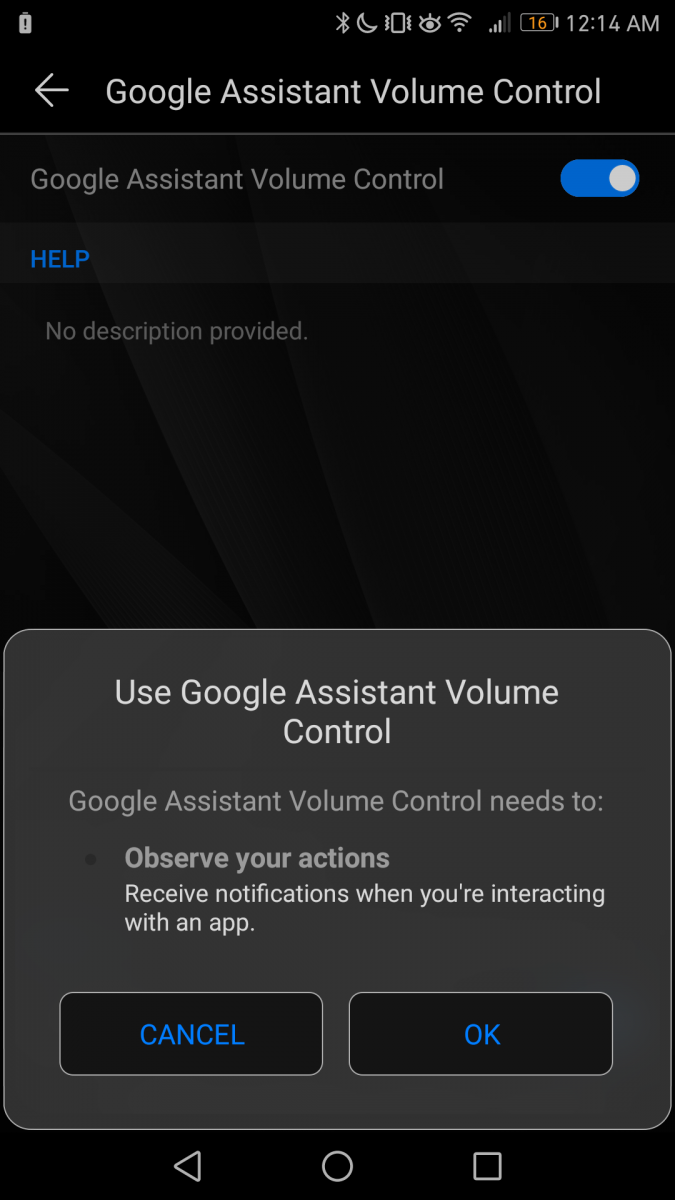 Set A Separate Volume Level For Google Assistant With This Free App Controlpng Means The Opportunities Beautiful Design Are Limited And It May Look Wonky On Certain Screen Resolutions Because Tasker Doesnt Support