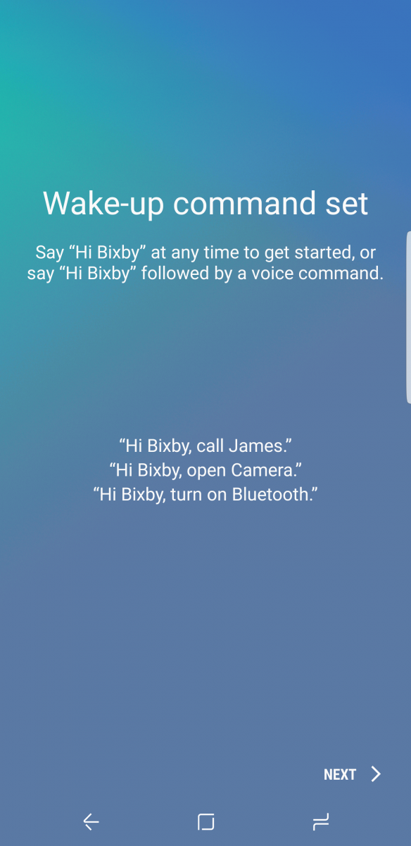 How Bixby's Incompleteness Pushes its Voice Assistant into