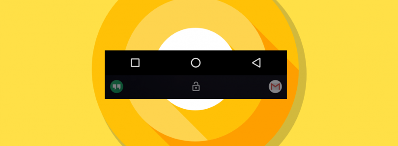 Despite Removal, You Can Still Customize Nav Bar & Lockscreen in Android O DP3 — Here's How