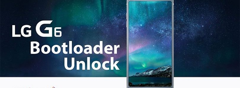 Unlock the Bootloader of the European LG G6 (H870)