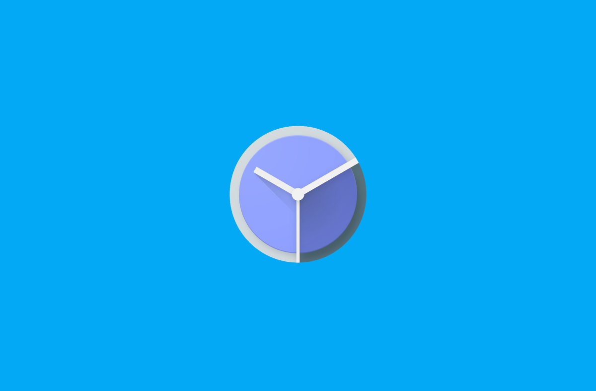 Android O Introducing an Animated Clock Icon, Soon Available