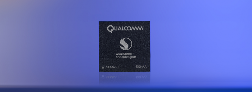 Qualcomm Announces Snapdragon 450 Mobile Platform, Snapdragon Wear