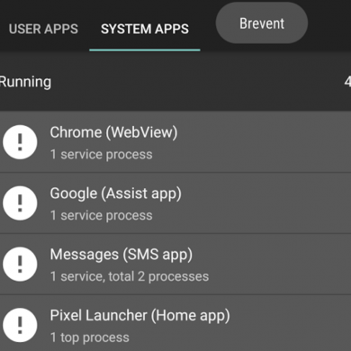 Brevent is an Open Source Alternative to Greenify, Works Without Root