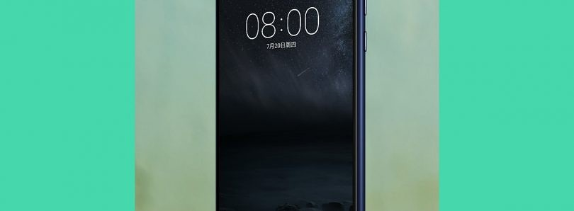 Nokia 8 Render Accidentally Leaked on Nokia's Website, Confirms Previous Renders