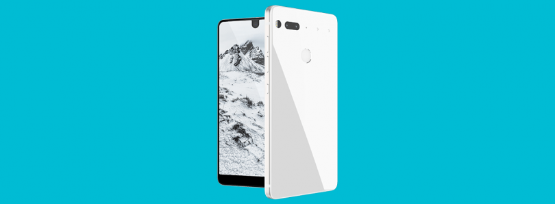 Essential Phone now receiving latest Android P Beta build