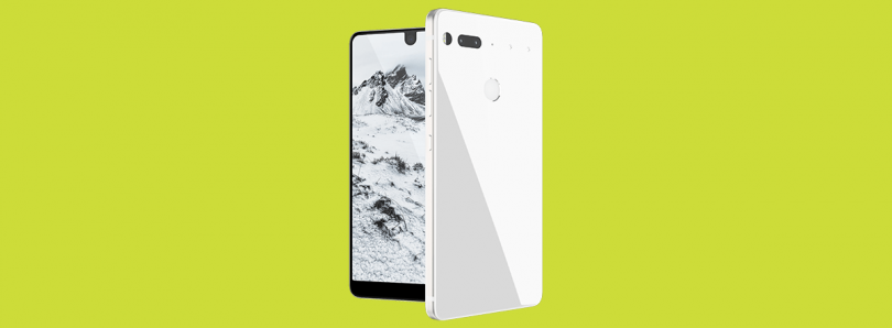 Essential Phone Camera Updated with Portrait Mode and More