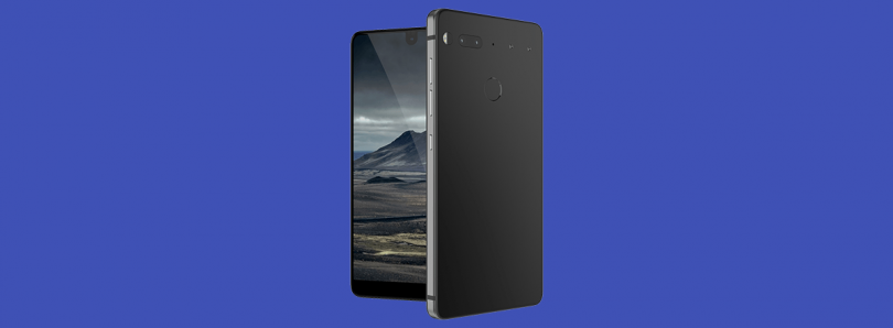 Essential Phone Android 8.1 stable update now rolling out