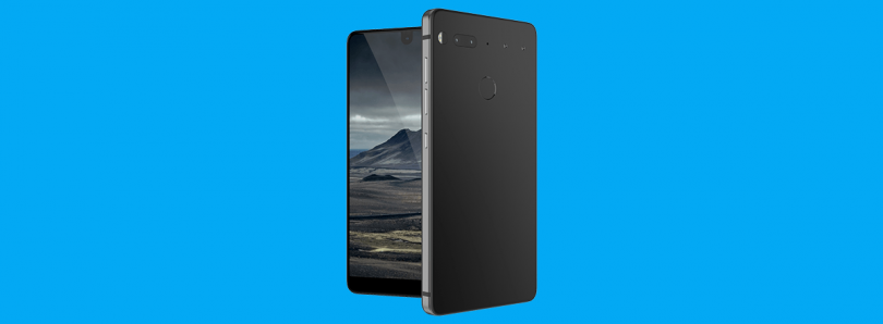 Essential Phone's Camera App Updated with 60FPS Monochrome Video Support