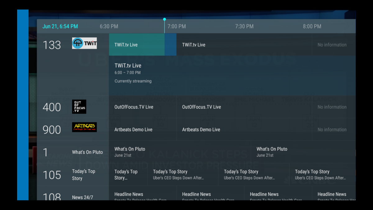 Playing with Fire Mod Brings Android TV Apps and UI to