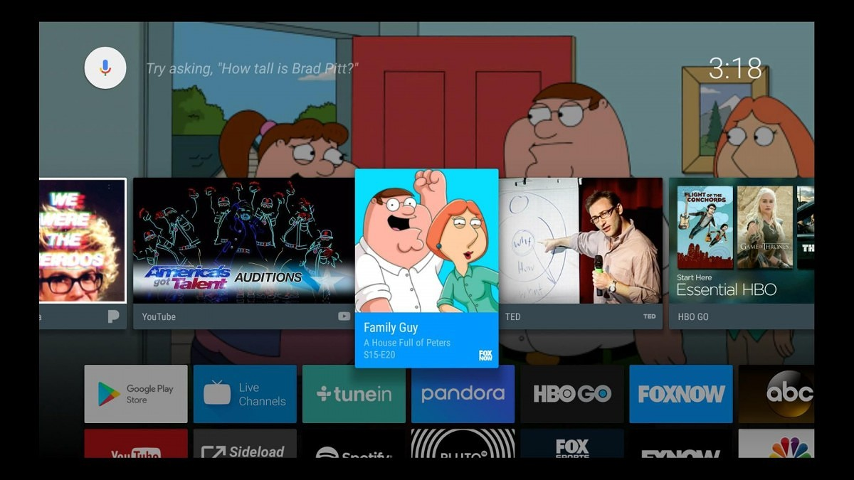 essential android tv apps