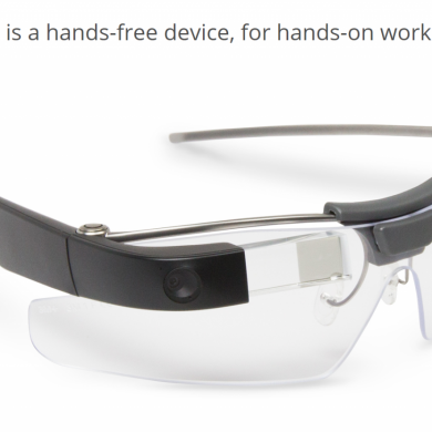 Google Meet for Google Glass Enterprise Edition 2 launches closed beta