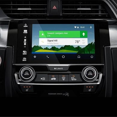 Enable Developer Mode and Root the 2017 Honda Civic Android Auto Unit