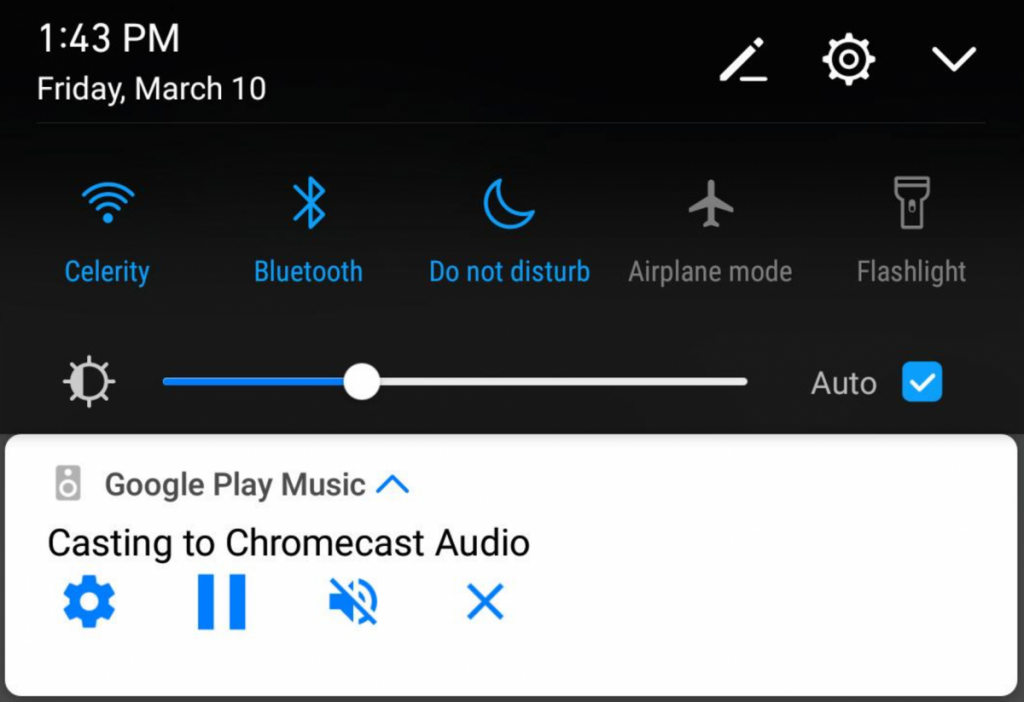 How to Permanently Remove the Google Chromecast Notification