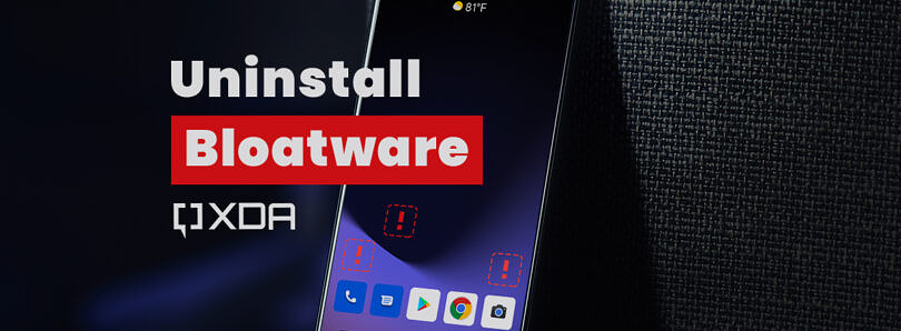 How to Uninstall Carrier/OEM Bloatware without Root Access