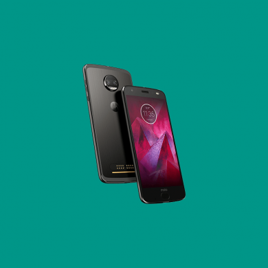 """It Looks like the Moto Z2 Force also has """"Jelly Scrolling"""", Inverted Refresh Direction"""