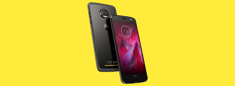 [Update 2: 5G Moto Mod for Verizon] Motorola starts rolling out Android Pie for the Moto Z2 Force