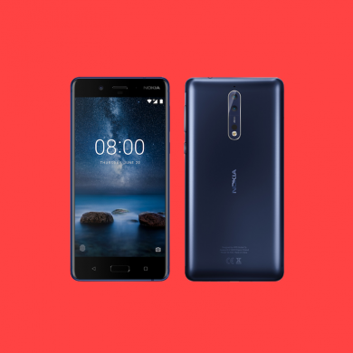 Nokia 8's stable Android Pie update is now rolling out