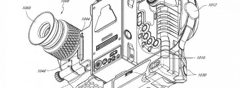 Patent Application Gives us a Better Look at the New RED Hydrogen One