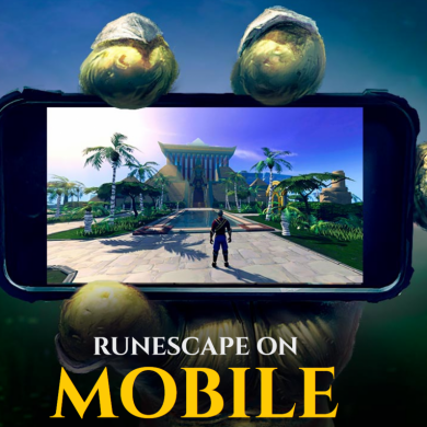 RuneScape Mobile Client is Coming to Android and iOS in 2018
