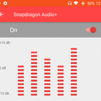 Snapdragon Music and MusicFX Apps Available for the OnePlus 5