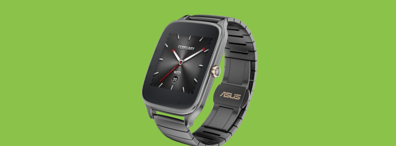The Asus ZenWatch 2 (49mm) is Finally Getting Android Wear 2.0