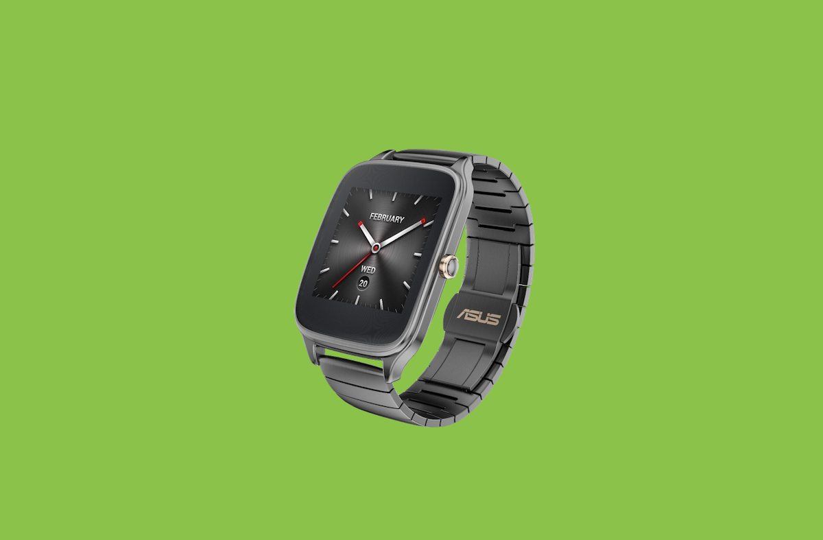 The Asus ZenWatch 2 (49mm) is Finally Getting Android Wear 2 0