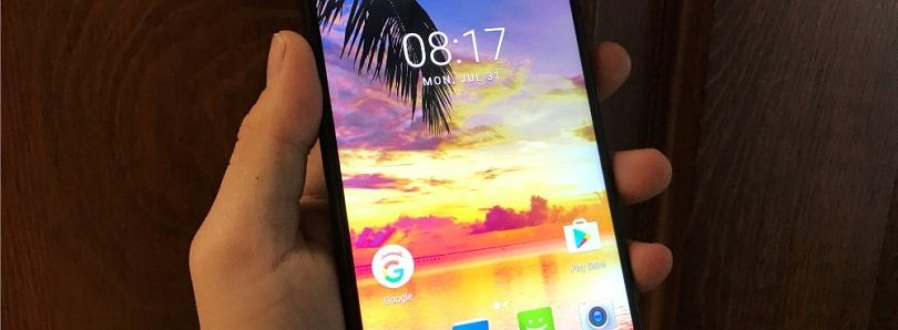 Hands on with the Maze Alpha: Big Bezel-less on a Budget