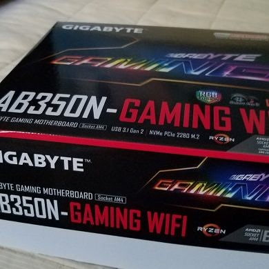 Ryzen Performance In Smaller Builds: A Look at the GIGABYTE AB350N-Gaming Wifi