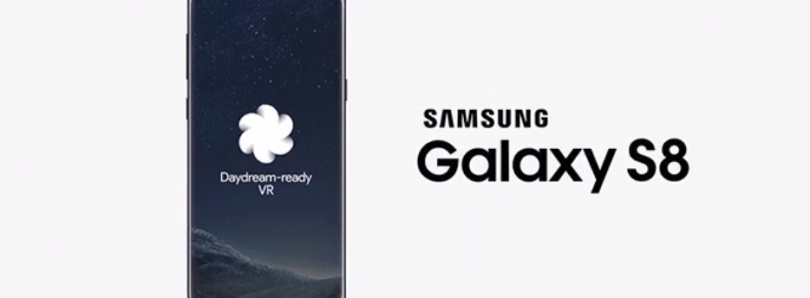 Daydream Support is Rolling Out to the Galaxy S8/S8+
