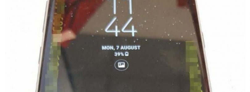 Galaxy Note 8 Photographed in the Wild Ahead of its Launch Event