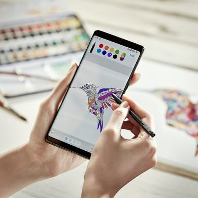 A Look at the Galaxy Note 8's New & Improved Software Features