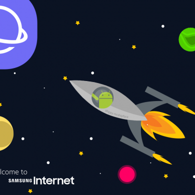 Samsung Internet v6.2 is Now Stable, Adds Night Mode, Tracking Blocker and More