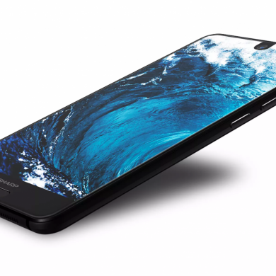 Sharp Aquos S2 Announced, Resembles the Essential Phone