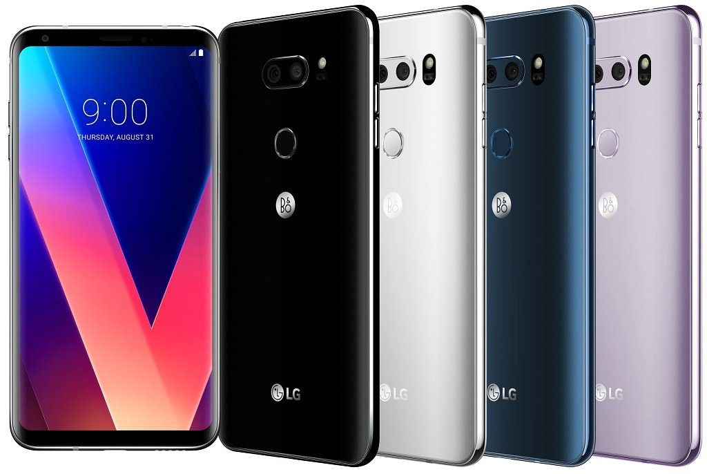 LG V30 Announced with Snapdragon 835, 3,330mAh Battery, & More