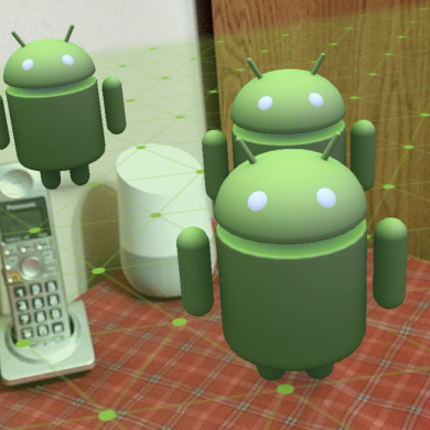 ARCore for All Brings Google's New Augmented Reality Platform to Unsupported Devices