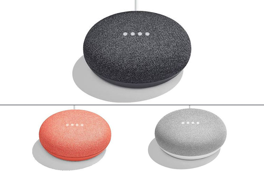 Google Home Design google home mini images leaked, will reportedly cost $50