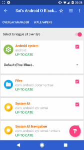 Install Dark Theme on Android 8.0 Without Root