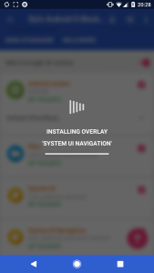 Install Dark Theme on Android Oreo Without Root