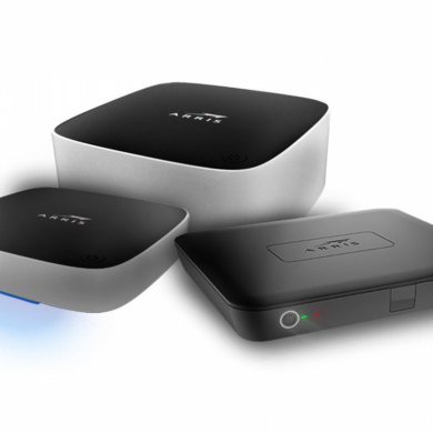 Arris Brings Android TV to 3 New UHD HDR Set-Top Boxes
