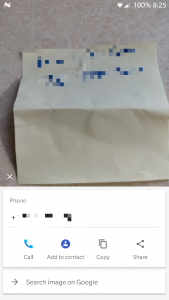 Google Lens Launcher for Google Photos