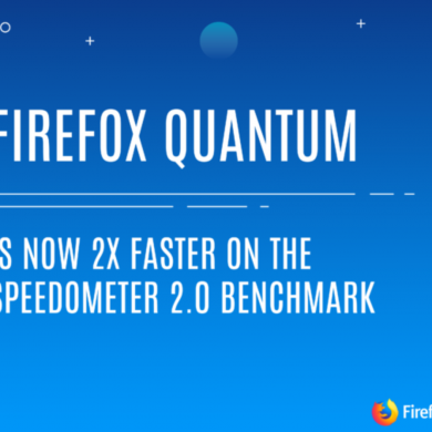 Firefox Quantum to Be Released in November, Beta & Developer Edition Available Now