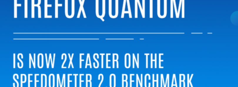 Firefox Quantum to Be Released in November, Beta Available Now