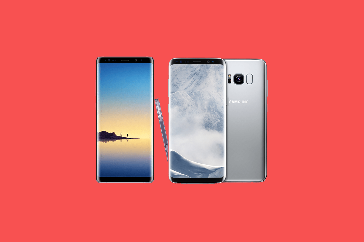 Samsung Experience Launcher Adds Home Screen Rotation To The Galaxy S8 Note 8