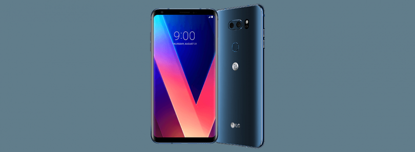 LG V30+ Launched in India with FullVision Display and 32-bit HiFi Quad DAC for Rs. 44,990