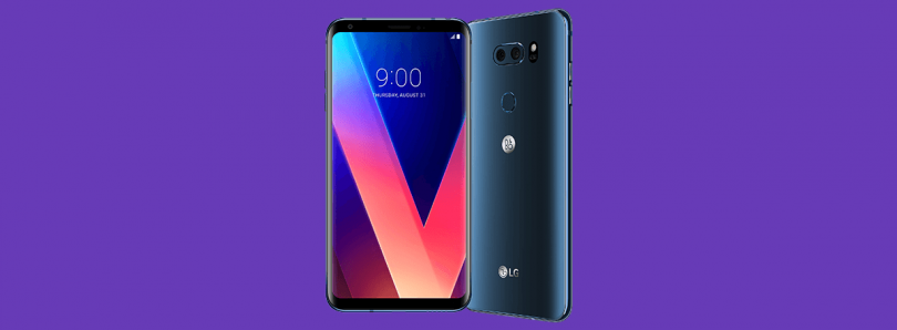 [Update: US unlocked] An early Android 9 Pie beta also leaks for the LG V30