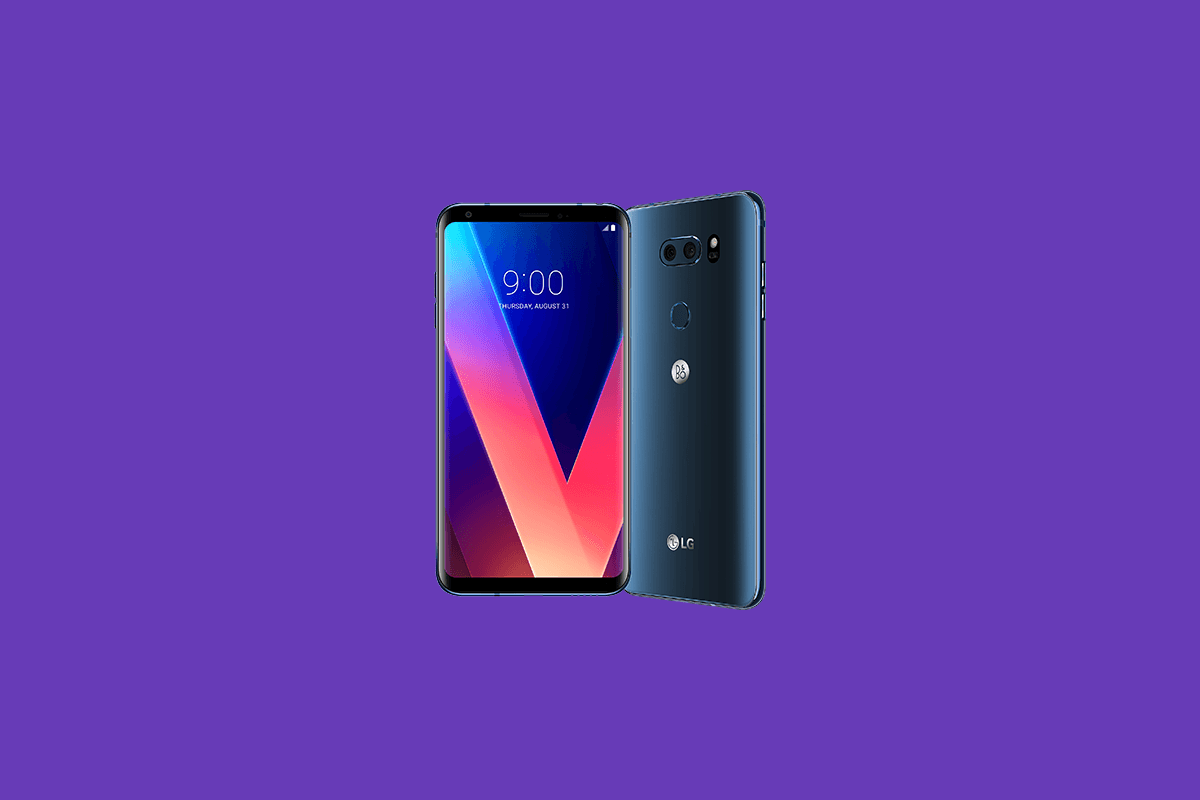 LG V30 is now getting the Android 9 Pie update
