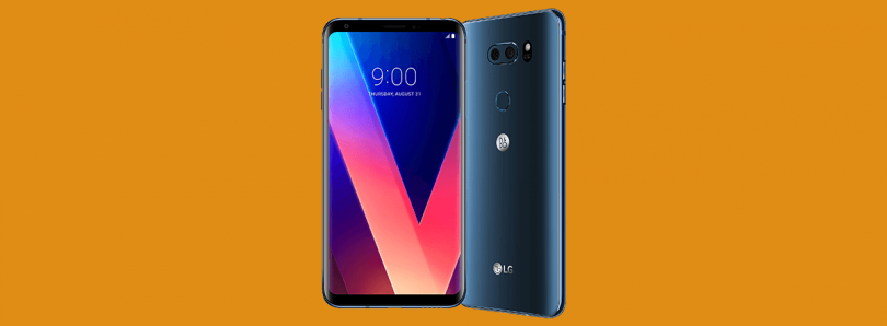 T-Mobile LG V30/V30+ Android Oreo update now available for sideloading