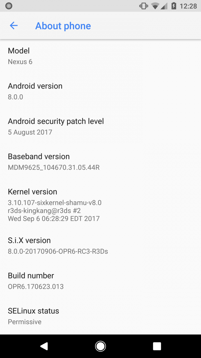 How to Install a Dark Theme on Android Oreo without Root